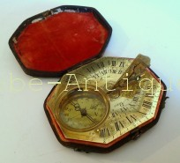 Antique-Sundial-type-butterfield-signed-le-maire-paris-1750