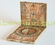 Ivory sundial Karner