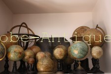antique-european-collection-globes