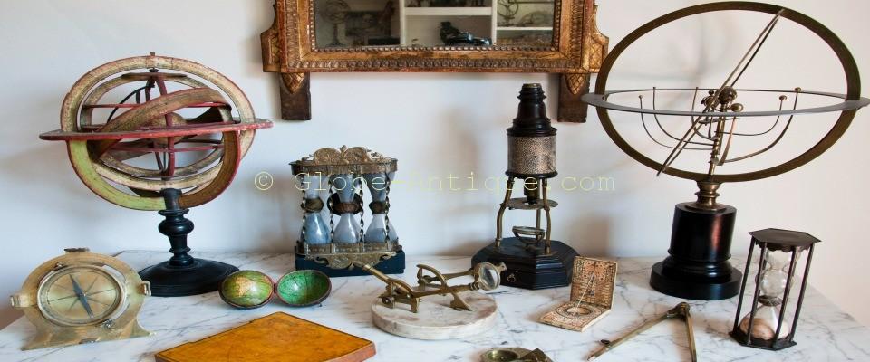Antique Science Instruments : Antiques scientific instruments