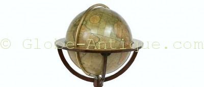 library-terrestrial-globe-newton-london