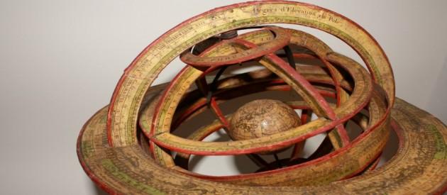 antique armillary sphere delamarche