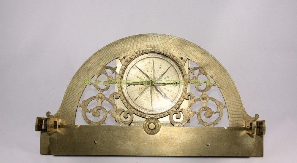 Nicolas Bion graphometer