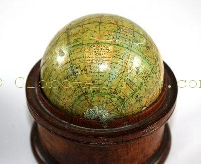 Malby celestial pocket globe