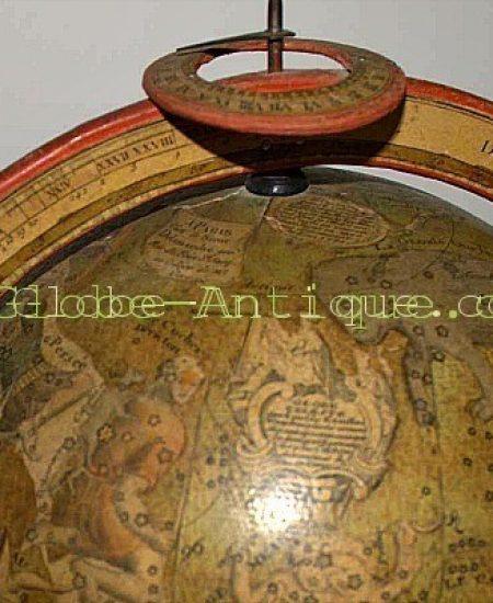 Celestial globe Delamarche
