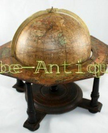Doppelmayr's antique terrestrial globe