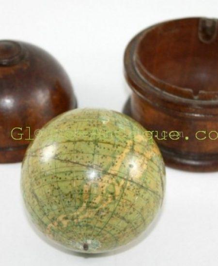 british-pocket- globe-Malby´s-1848-London