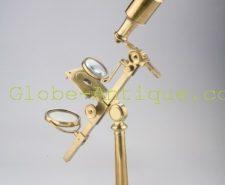 microscope Dellebarre 18ème