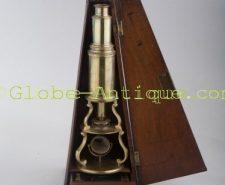 ancien microscope culpeper