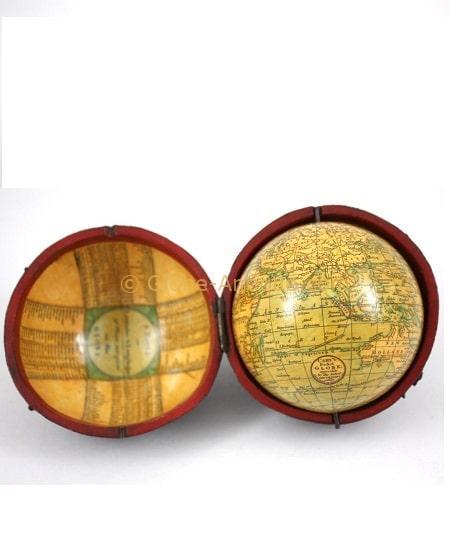 pocket globe Cary