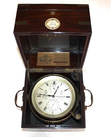 marine chronometer frodsham
