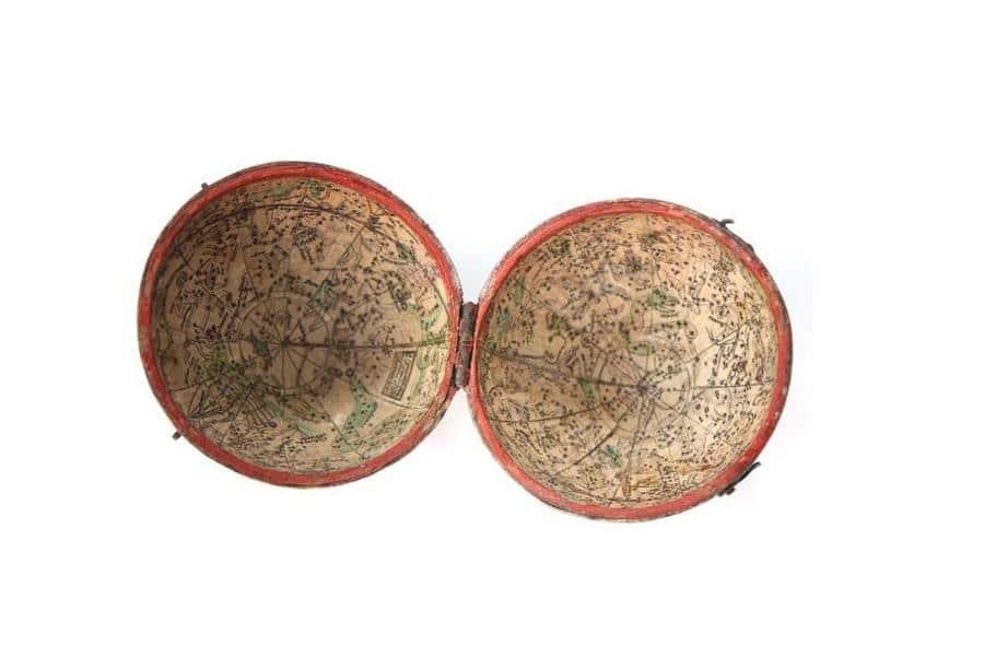 celestial pocket globe
